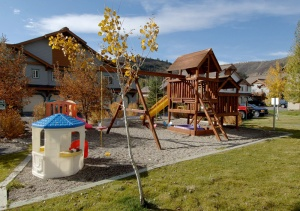 Brett Ranch Playground