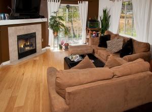 Living Room 1302 Crazy Horse Circle