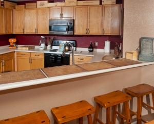 Kitchen Counter View