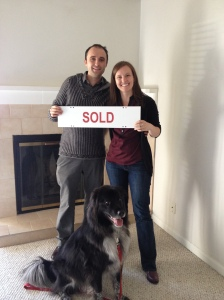 Congratulations to Tyler Hopkins and Kaylee Porter, who closed on their new home this week with the Rocky Mountain Home Team!