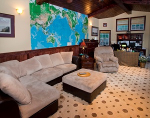 Vail Valley Home Man Cave