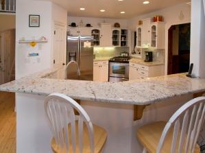 Remodeled Kitchen Wildridge Home